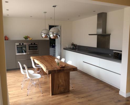keuken ontwerp architect verbouwen