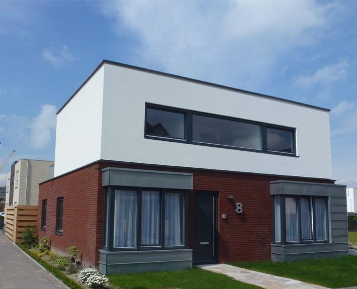 Woning ontwerpen en bouwen door architect