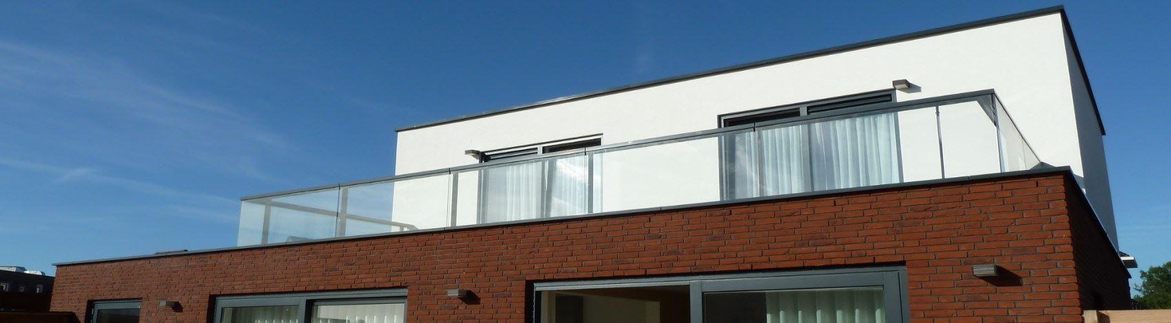 Moderne architectuur Almere Poort