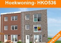 HKO536 verkocht