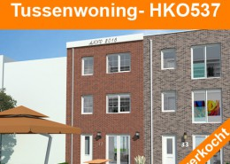 HKO537 verkocht