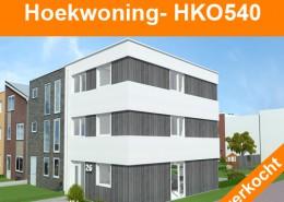 HKO540 verkocht